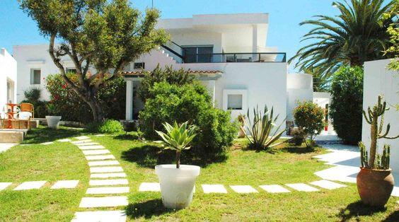casa jardin immobilier espagne