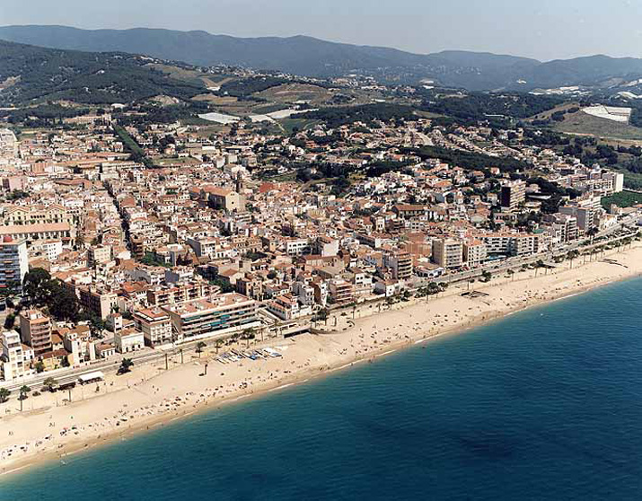 Prix par province littorale Canet de Mar Costa del Maresme Immobilier en Espagne